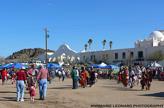 The Round Dance_2 (Annmarie Leonard Photos) Tags: sanxavierdelbac wak powwows americanindiandancing