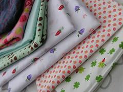 2008/06/05 Fabric stash