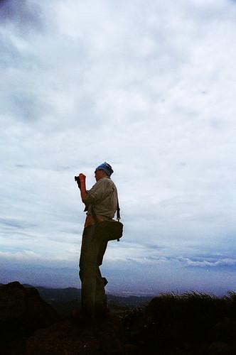 七星山東峰狂拍