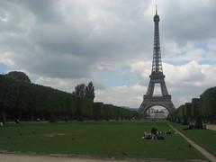 Paris: Eiffeltornet