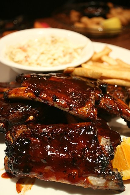 Star-studded sampler of ribs