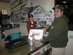 Nothing like a late-night run to Krispy Kreme. (09/14/2005)