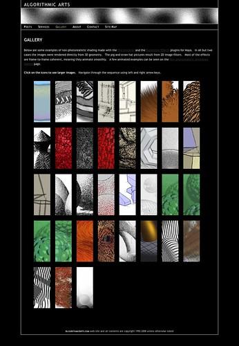 NPR Shader Gallery | Algorithmic Arts