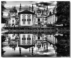 Vila_Real_Palacio_Mateus09_bw (vmribeiro.net) Tags: portugal architecture palace baroque palácio vilareal barroco flickrsbest paláciomateus aplusphoto magicdonkeysbest