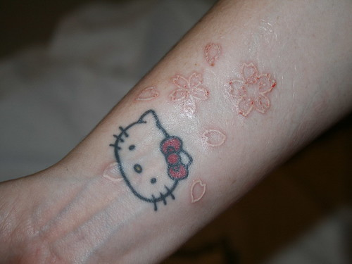Amazing Japanese Tattoo Designs Especially Japanese Sakura Tattoo Picture 10