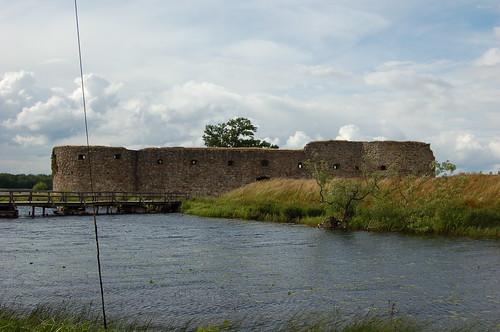 Kronoberg Slottsruin