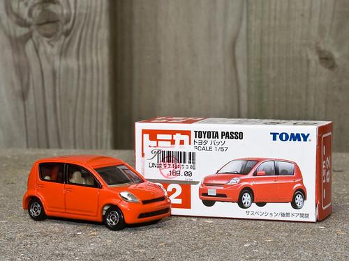 Toyota Passo model