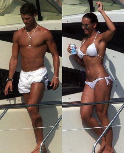 Nereida-Ronaldo-iate