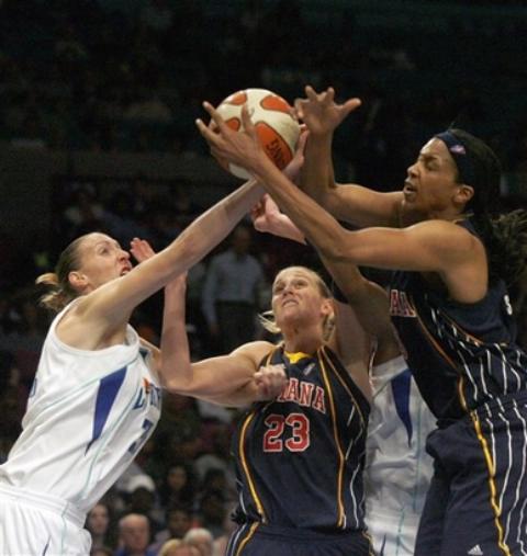 WNBA cluster