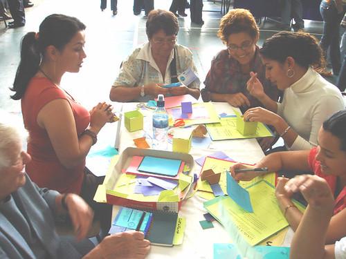 Exposición- 6. Festival Internacional de Matemática, Palmares, Alajuela, Costa Rica