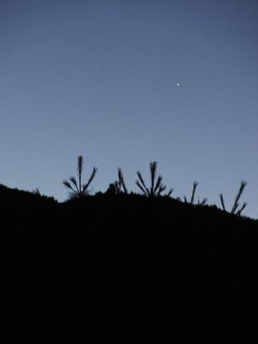 水星升起了