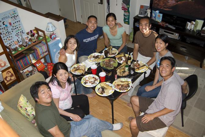 2008-07-04 BBQ at Lo's-17