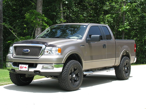 33 S On 18in Ford Rims Ford F150 Forum