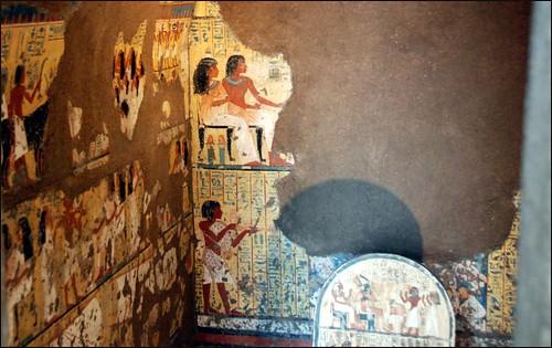 2008_0610_164921AA Egyptian Museum, Turin por Hans Ollermann.