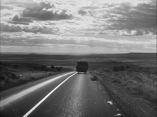 """The Grapes of Wrath"" - US 66 west of Albuquerque, New Mexico"