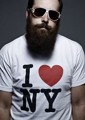 Me and my Cazal 163 (Christian Metzler) Tags: red portrait selfportrait newyork 20d sunglasses beard happy tshirt run 80s 1980 herz sonnenbrille dmc 163 pforzheim eyewear iloveny cazal vollbart madeinwestgermany christianmetzler carizalloni
