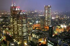 Shinjuku. (Stu.Brown) Tags: tokyo shinjuku 日本 東京 新宿  japan