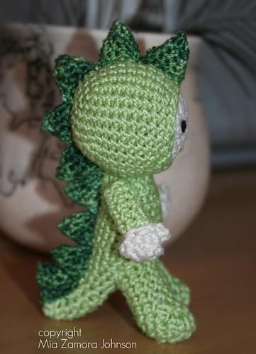 Size 3 Thread Crochet Luke