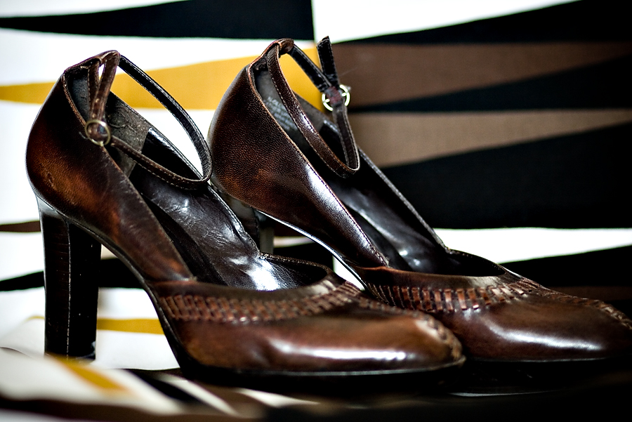 Shoes, glorious shoes....how I miss thee