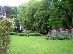 Jardin des Prébendes d'Oè