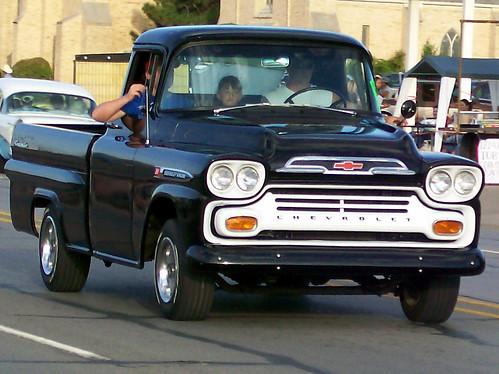 59 Chevy Apache Fleetside For Sale '59 Chevy Apache Fleetside