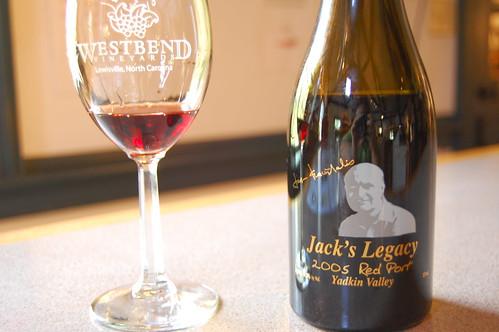Jack's Legacy Port