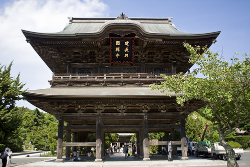 Toyko Day 2 — Kencho-ji — 1