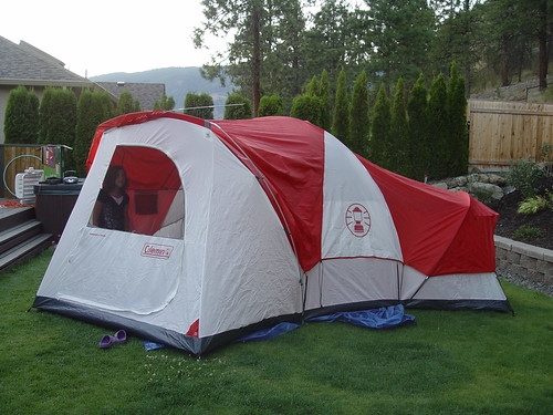 The Tent....