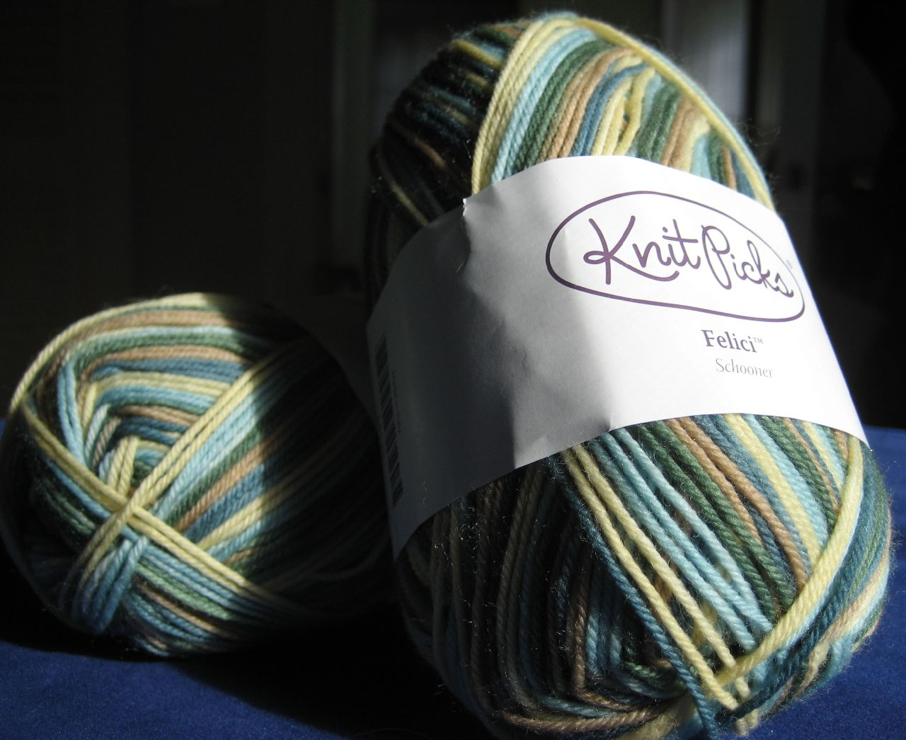 knitpicks schooner