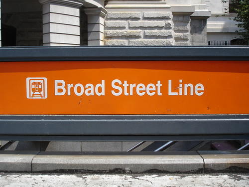 Broad Street Subway