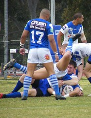 Henry Turua (NAPARAZZI) Tags: rugby auckland league vulcans