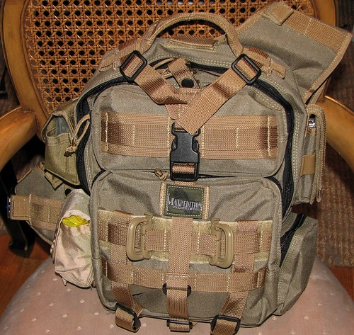 backpack typhoon manpurse molle manbag maxpedition gearbag dailycarry gearslinger