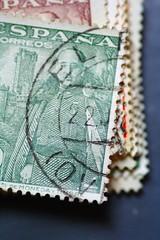 The little general (slambo_42) Tags: españa macro spain francisco stamps stack handheld franco postmark correos blueribbonwinner sigma105mm project365 55365 macromondays twtmetheme
