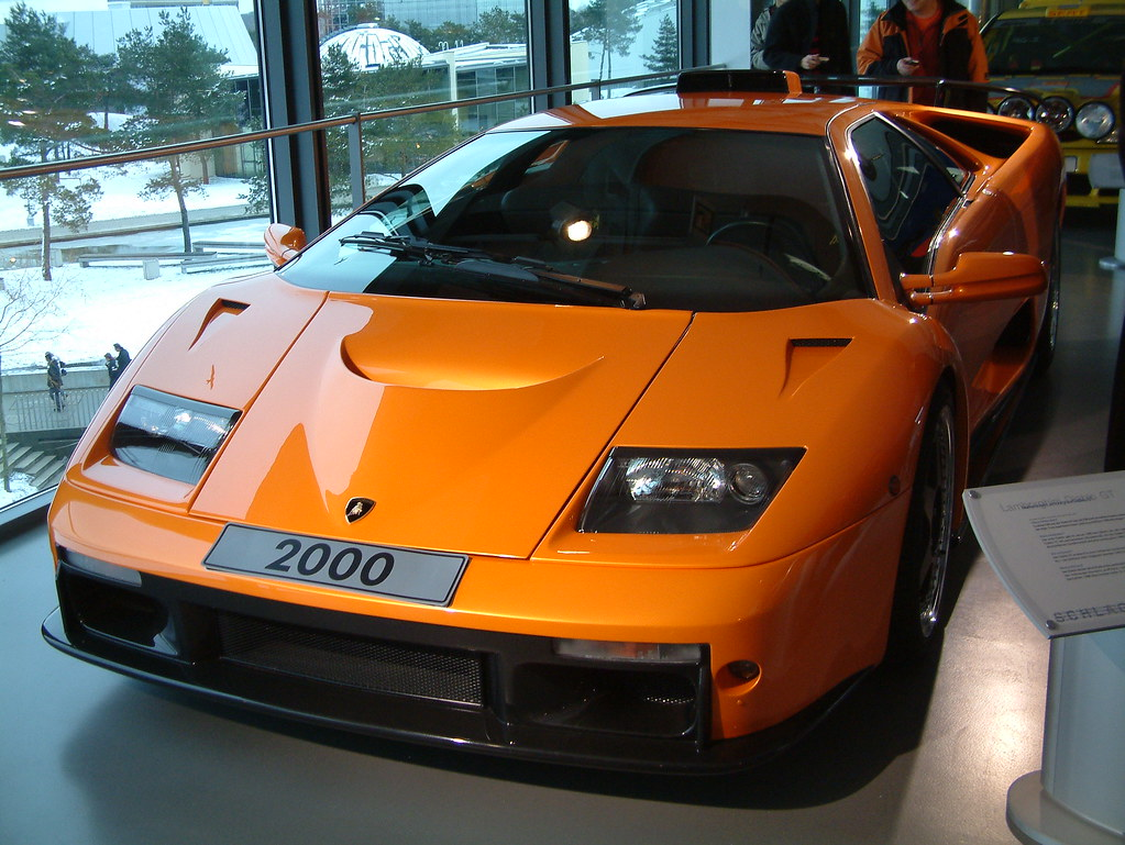 The Lamborghini Diablo Picture Thread Page 3