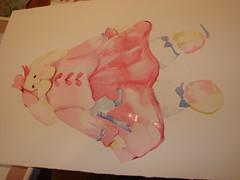 DSC04006 (bluebirdsandteapots) Tags: pink bunny storybook pinkstorybookbunny