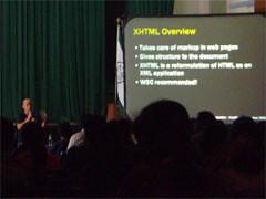 WordCamp Philippines 2008: Regnard Raquedan