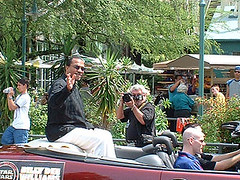 2003 Star Wars Weekends : Walt Disney World : Billy Dee Williams