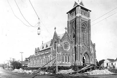St Patrick's, Galveston