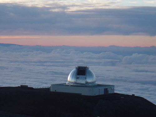 NASA-IRTF @ Mauna Kea