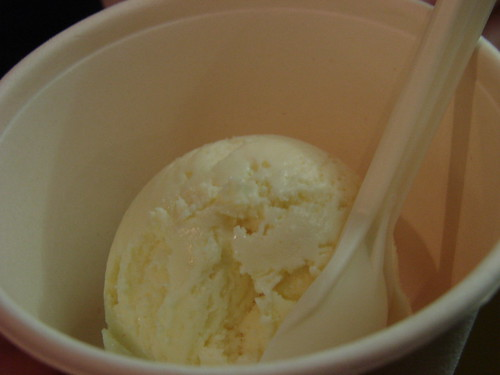 Ginger Ice Cream from Van Leeuwen