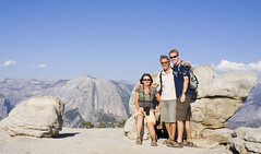 Sentinel Dome Self-Timer Cult Photo