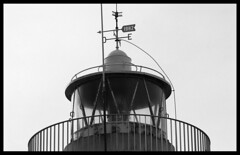 Linterna Ortegal (santinet) Tags: lighthouse faro cabo north cape detalles atlantico veleta acantilados linterna cariño ortegal