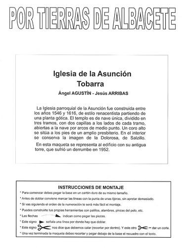 Por Tierras de Albacete 17 - Iglesia de la Asunción 01