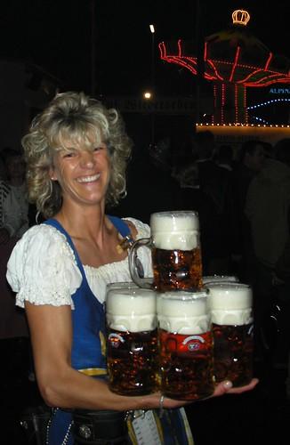 St Pauli Frau