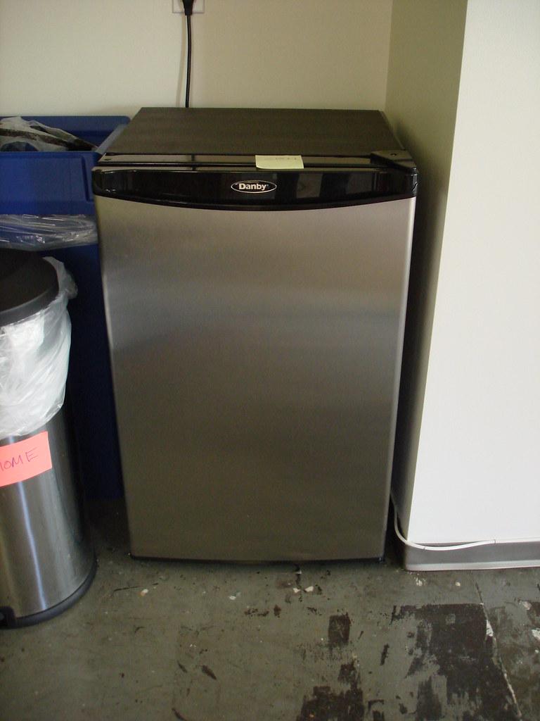 Delightful dorm refrigerator