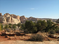 Capitol Reef, Frying Pan trail (yamchoppa2) Tags: capitolreef