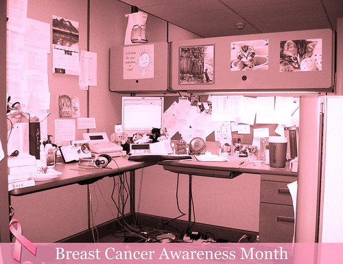 Medical Transcription is Pink for the Cure!