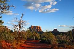 I REALLY need a vacation! (RnzWithScizzerz) Tags: red southwest landscape rocks sedona tranquility goingcrazy bellrock rnzwithscizzerz ineedagoodvortex