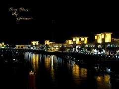 Souq Sharq (q8phantom) Tags: city sea night mall photo shot yacht p kuwait souq sharq lighs نجم تصوير الكويت سوق بحر القمر الليل انعكاس شرق السوق ليلي السماء طراد اضاءة طراريد يخوت السواداء