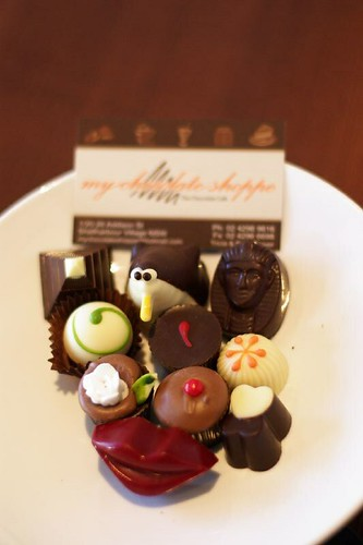 My Chocolate Shoppe, Shellharbour Village NSW 2528 Australia by you.